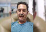 PM grava vídeo otimista antes de morrer