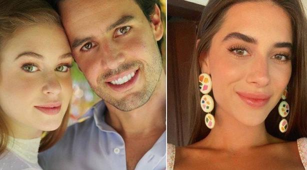 O teorema de Marina; Xandinho Negrão, ex de Marina Ruy Barbosa começa namoro com outra Marina